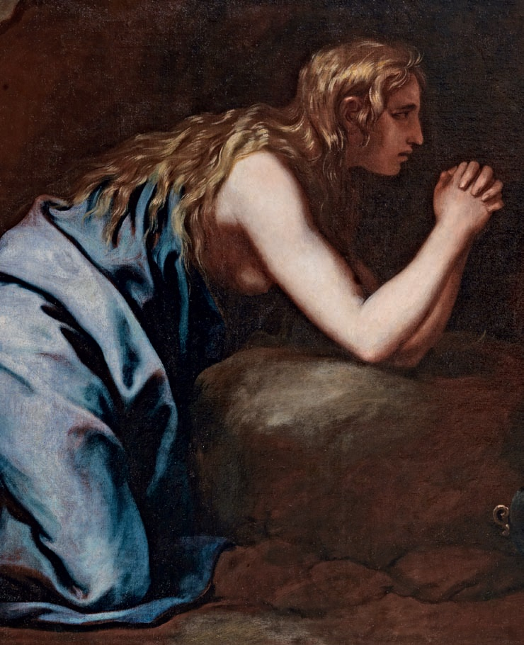 La Comunidad declara BIC la pintura María Magdalena en el desierto, atribuida a Alonso Cano