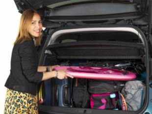 Tips para conseguir una maleta inteligente y el maletero perfecto