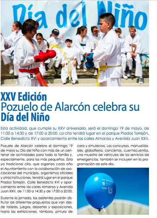 Bascuñana denuncia el uso inadecuado de la revista municipal 'Vive Pozuelo' del mes de mayo
