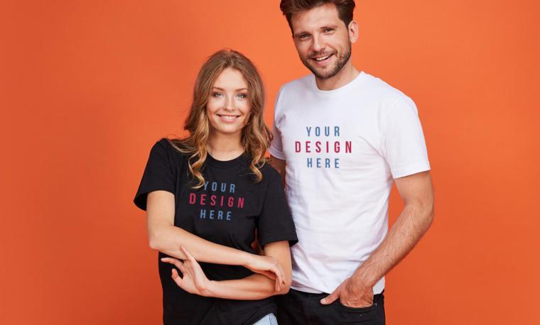 ¿Quieres crear y vender tu propio diseño de camisetas?