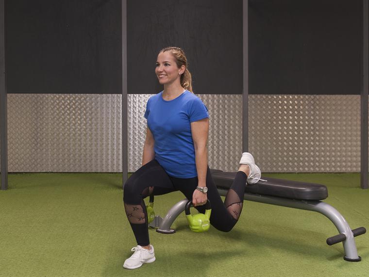 5 ejercicios clave para lucir unas piernas perfectas este verano