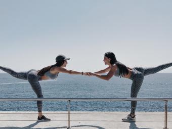 Entrena tu cuerpo mientras tomas el sol en la playa por JG Fitness Coaching