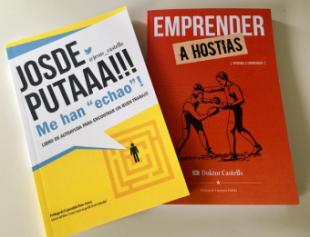 Presentación del libro 'Emprender a hostias', de Jesús Castells, en Pozuelo