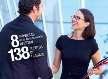 Ocho empresas de la zona noroeste ofertan 138 puestos de trabajo en Pozuelo