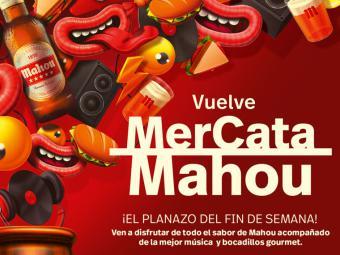 Mercata Mahou: el plan imprescindible para saborear el fin de semana a bocados sin dejar de bailar
