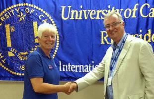 ESIC firma un acuerdo de colaboración con la University of California