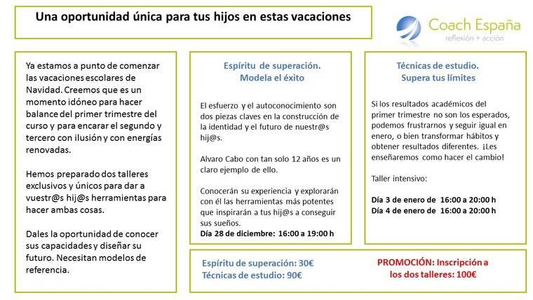 ¡Coach España trae a Pozuelo de Alarcón a Álvaro Cabo!