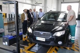 Cerca de 22.000 vehículos pasaron la inspección técnica en Pozuelo