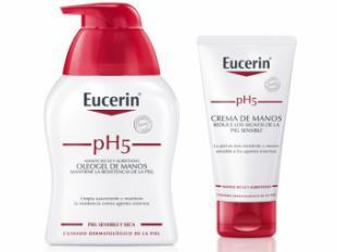Eucerin® recuerda la importancia de la higiene y cuidado de las manos