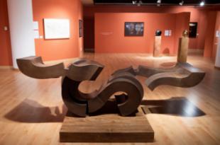 """Pozuelo ofrece una visita en 3-D a la exposición """"Martín Chirino. Sin pasión no hay vida"""" a partir de hoy, Día Internacional de los Museos"""