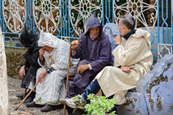 Exposición fotográfica 'Chefchauen. La ciudad azul de Marruecos'