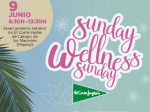 SundayWellnessSunday, el mayor festival en torno al deporte y el estilo de vida saludable