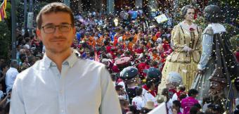 Pablo G. Perpinyà, sobre las fiestas patronales de Pozuelo