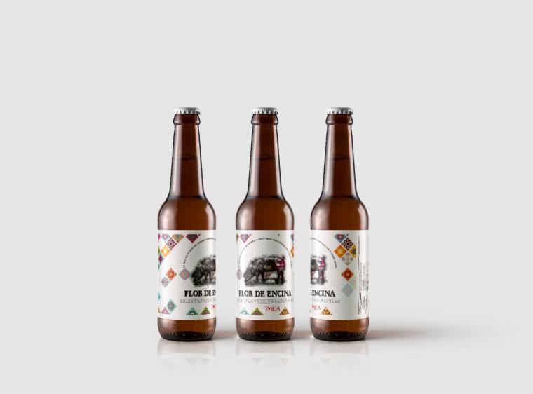 Florencio Sanchidrian y Cerveza Mica crean Flor de Encina, la cerveza perfecta para maridar con el jamón