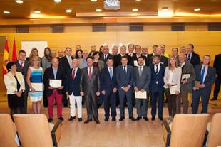 Entrega de los Premios AEEPP 2014 de la Asociación Española de Editoriales de Publicaciones Periódicas