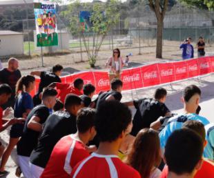 La Comunidad de Madrid promueve el ocio saludable entre los menores infractores con el cross 'A Zancadas'