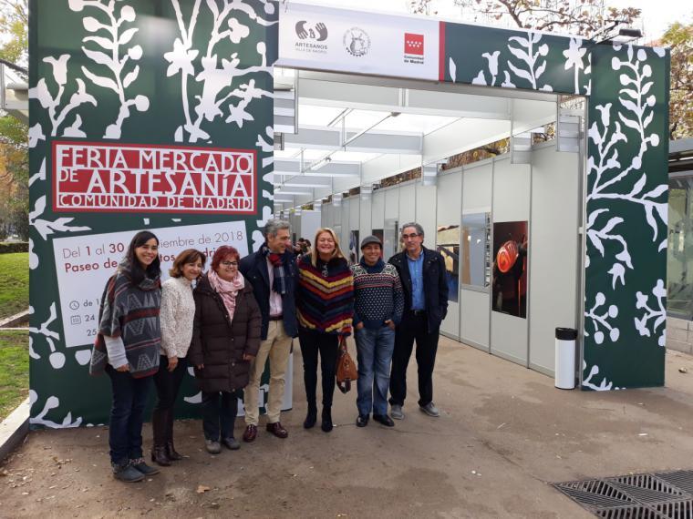 La Feria Mercado de Artesanía más ecológica se ubicará este año en el Paseo de Recoletos