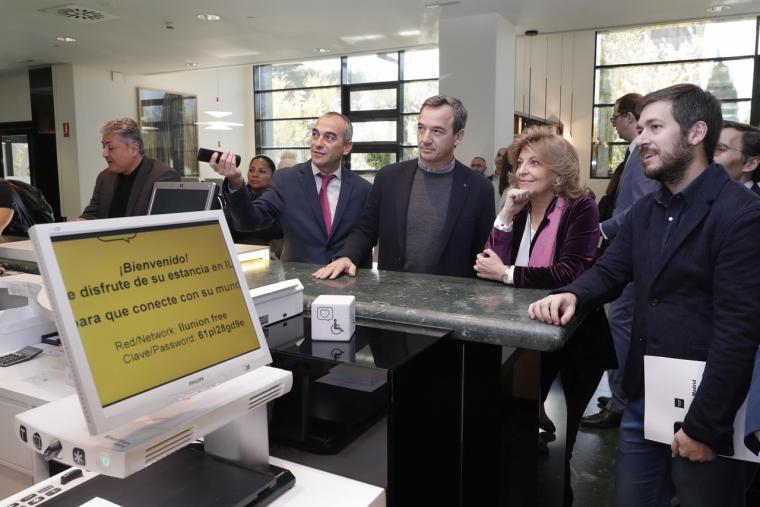 La Comunidad de Madrid favorece el empleo de las personas con discapacidad