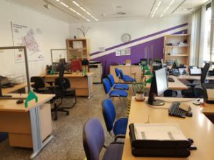 Hoy se reabre la Oficina de Atención al Ciudadano del Cubo-Zona Estación
