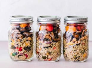 Diccionario de comida healthy