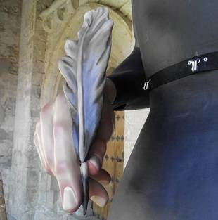 Mano derecha de Gabriel Ocaña de Alarcón
