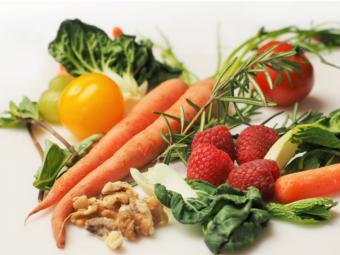El 95% de los españoles no toma 5 piezas de fruta o verdura al día