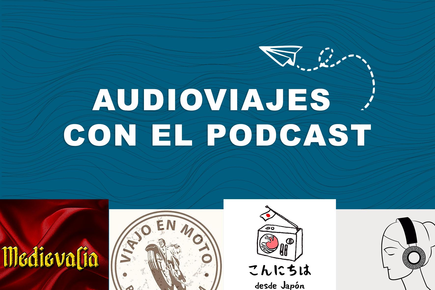 Audio destinos y viajes astrales para una segunda Semana Santa pandémica