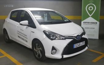 El Colegio Oficial de Agentes Comerciales de Barcelona se apunta al car sharing con Ubeeqo