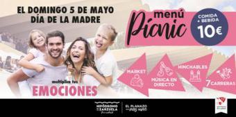 ¡Celebra el Día de la Madre con Market de primavera y menú picnic especial!