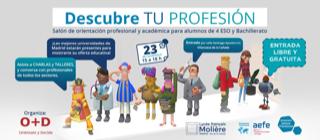 Descubre tu profesión