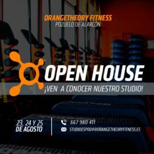 Los días 23, 24 y 25 de agosto conoce todo sobre Orangetheory Fitness