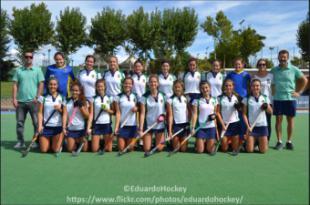 Jornada 7a CHP Pozuelo 1ª División Femenina. Hockey Hierba