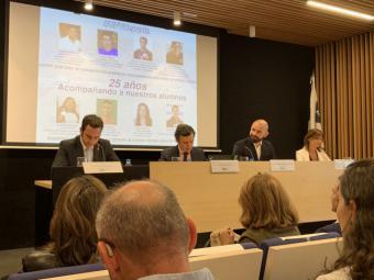 La Comunidad, en la presentación del programa UFV Deporte de la Universidad Francisco de Vitoria