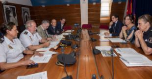 La Junta Local de Seguridad de Pozuelo de Alarcón presenta su dispositivo especial para este verano