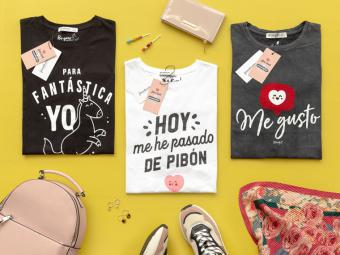 Stradivarius y Mr Wonderful lanzan una Ed. Limitada de 3 camisetas