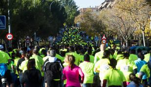 Cerca de 1.500 personas corrieron en Pozuelo por el derecho al juego