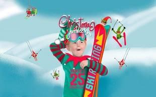 Los Santa´s Winter Games llegan a Kids&Us Pozuelo