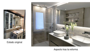 Reformar el cuarto de baño: claves que debes tener en cuenta