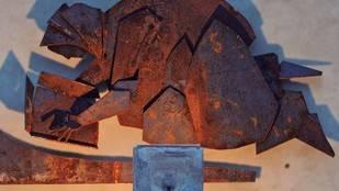 Monumento a la Lavandera. Foto: Gregorio Rodríguez