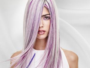 El lila es el nuevo color para tu pelo