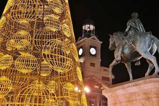¡Ya es Navidad en Madrid!