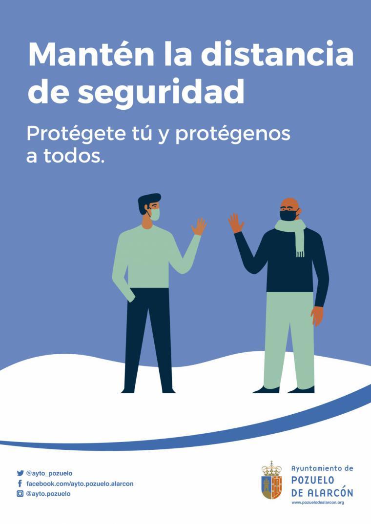 El lunes se levantan las restricciones en Pozuelo de Alarcón
