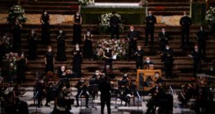 La Comunidad de Madrid presenta la temporada 2020/21 de conciertos de la FORCAM