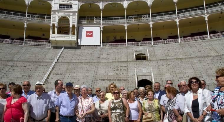 Turismo regional para mayores