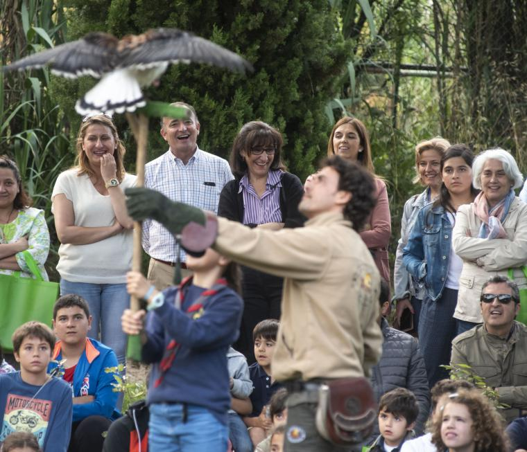 La celebración del Día Mundial del Medio Ambiente congrega a cientos de vecinos