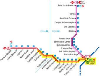 Aplazada la huelga indefinida del metro ligero del oeste for Metro ligero colonia jardin