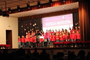 Arranca en Pozuelo la Muestra Escolar de Música Navideña