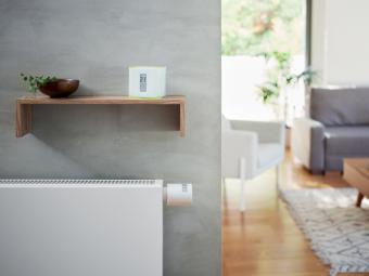 Entra en calor con el termostato inteligente de Netatmo