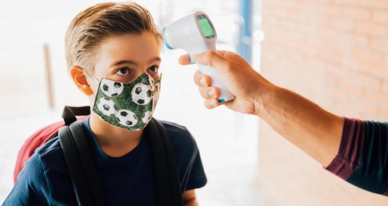El estudio serológico en centros escolares de la Comunidad de Madrid concluye que son lugares seguros en cuanto a contagio de COVID-19