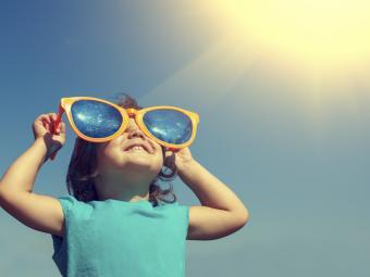 Niños y sol, protégelos bien a partir del 27 de abril